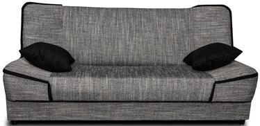 Диван-кровать Platan Maxim II Magma 05 Grey, 188 x 85 x 90 см