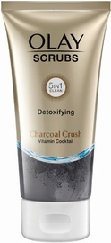 Olay Scrubs Detoxifying Face Scrub Charcoal Crush 150ml