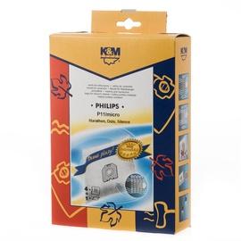 Tolmukott K&M Philips P11 Mirco, 4+1 tk