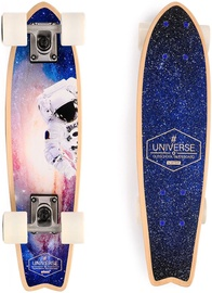 Meteor Spaceman 24291 Skateboard Blue