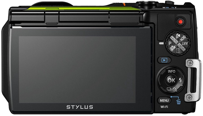 Olympus TG-870 Green