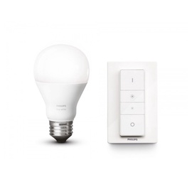 Nutikas LED lamp Philips Hue A60, 9,5W, E27, 2700K, 806lm, DIM