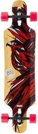 Mindless Falcon Longboard Red
