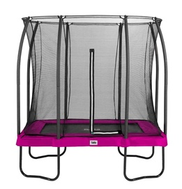 Salta Comfort Edition Backyard Trampoline 153x214cm Pink