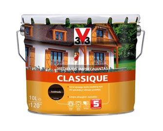 Puidukaitse Classique, 10 L, eeben