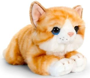 Keel Toys Cuddle Kitten Orange 32cm