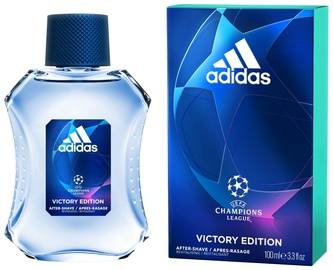Adidas UEFA Champions League Victory Edition After Shave Lotion 100ml