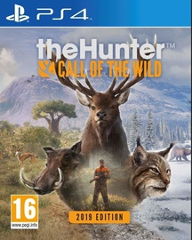 The Hunter - Call of the Wild 2019 Edition PS4