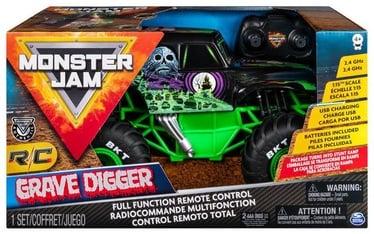 Monster Jam 1:15 Monster Grave Digger Truck