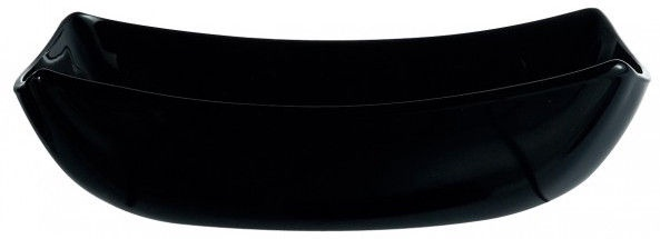 Luminarc Quadrato Soup Plate 20cm Black