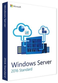 Microsoft Windows Server 2016 16-Core License DVD OEM 64-bit ENG