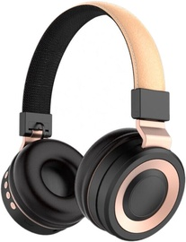 Forme FHP-351 Bluetooth On-Ear Headset Gold