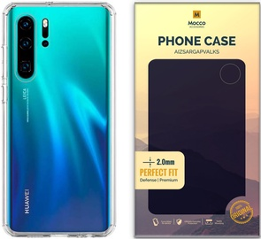 Mocco Original Clear Silicone Case For Huawei P30 Pro Transparent 2mm