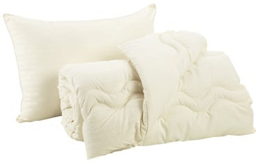 Dormeo Good Morning/Night Pillow and Duvet Set White 140 x 200