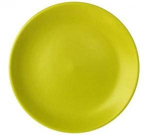 Cesiro Matted Dessert Plate D20cm Green