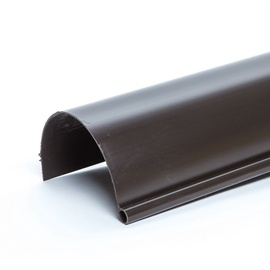 Scala Plastics Rain Drainage Systems Duct 2m Brown