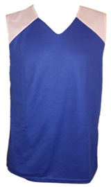 Bars Mens Basketball Shirt Blue/White 179 S