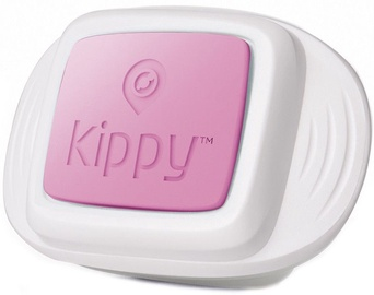 Kippy GPS Pet Finder Pink