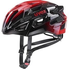 Uvex Race 7 Black Red 55-61