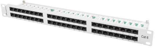 Lanberg PPU6-1048-S 48 Port Panel