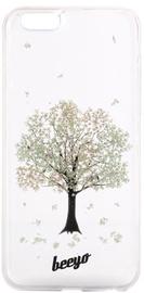 Beeyo Blossom Back Cover For LG K10 Light Green Tree Transparent