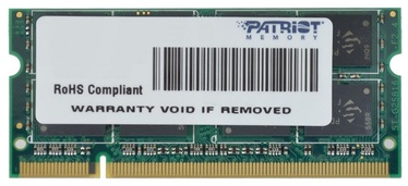 Operatiivmälu (RAM) Patriot PSD38G1600L2S DDR3 (SO-DIMM) 8 GB
