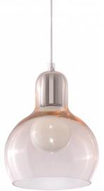 Sollux Carla Ceiling Lamp 60W E27 Champagne