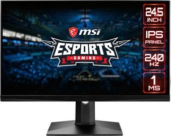 Монитор MSI Optix MAG251RX, 24.5″, 1 ms