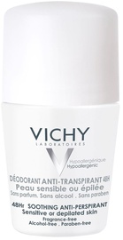 Vichy 48h Soothing Anti-Perspirant Roll On Deodorant 50ml