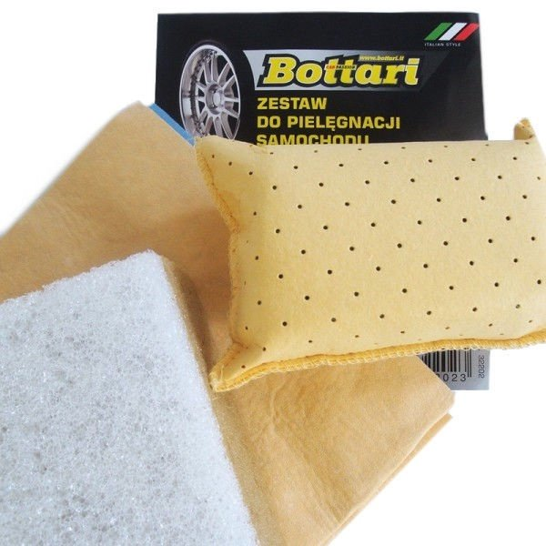 Bottari Car Wash Kit 32202