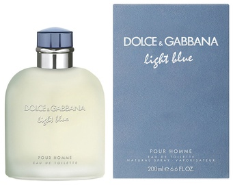 Dolce & Gabbana Light Blue Pour Homme 200ml EDT