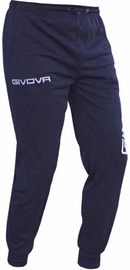Givova One Pants P019-0004 Blue S