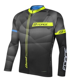 Force Best Jersey Black/Yellow XS