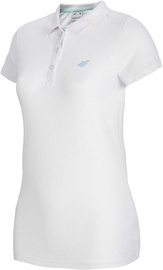 4F Women's T-shirt Polo NOSH4-TSD007-10S S