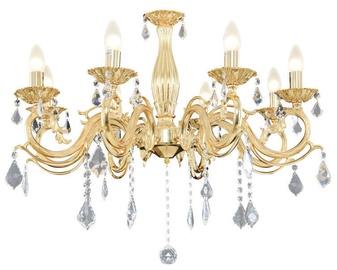 Verners Julian Ceiling Lamp 8x40W E14 Gold