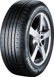 Летняя шина Continental ContiEcoContact 5, 145/80 Р13 75 T E E 70