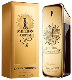 Parfüümid Paco Rabanne 1 Million 100ml Parfum