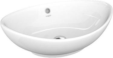 Rosa Kirovit Gamma Sink 560x365 White