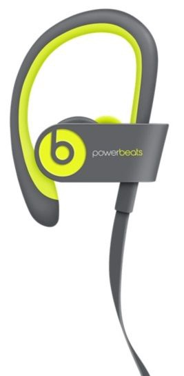 Beats Powerbeats2 Wireless Active Collection Shock Yellow