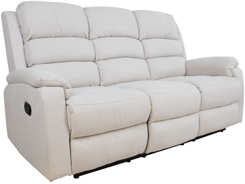 Диван Home4you Manuel 13874, белый, 95 x 185 x 103 см
