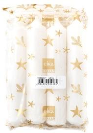 Eika Christmas Advent Candles White 284796