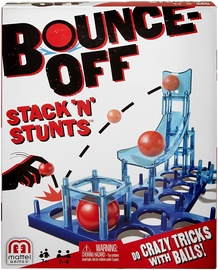 Mattel Bounce-Off Stack 'n' Stunts Game FFV28