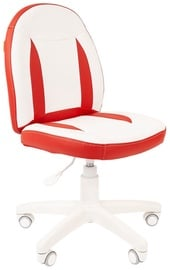 Chairman Kids 122 Chair White/Red