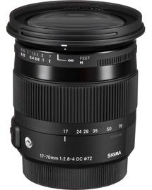 SIGMA AF 17-70/2.8-4 DC MACRO OS HSM Canon