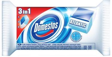 Domestos 3 in 1 Atlantic Toilet Block Refill 40g