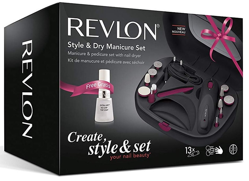 Revlon Style & Dry RV3529PK