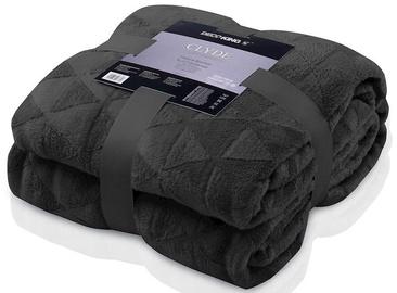 Одеяло DecoKing Clyde Black, 170x210 см