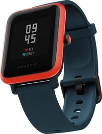 Умные часы Xiaomi BIP S, синий/коричневый/oранжевый/серый