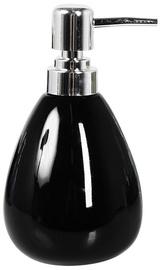 Axentia Soap Dispenser Piza Black