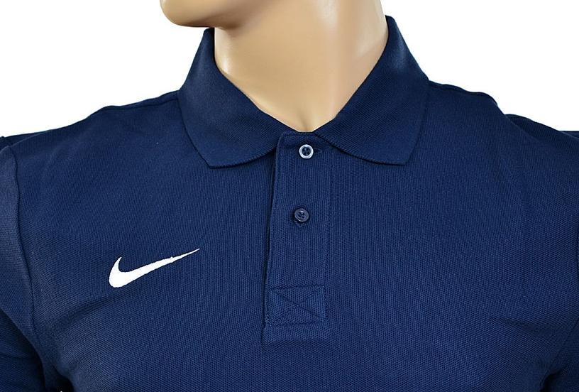 Nike TS Core Polo 454800 451 Navy 2XL